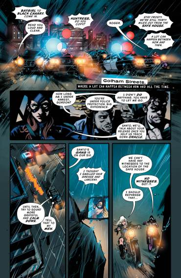 Batgirl and the Birds of Prey #2 - comic review