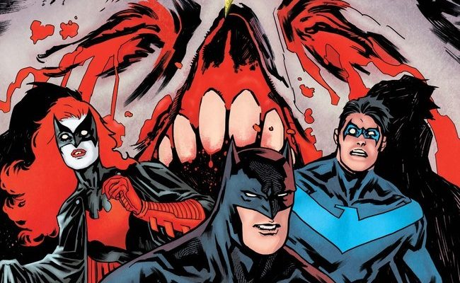 Batman #7 - comic book review