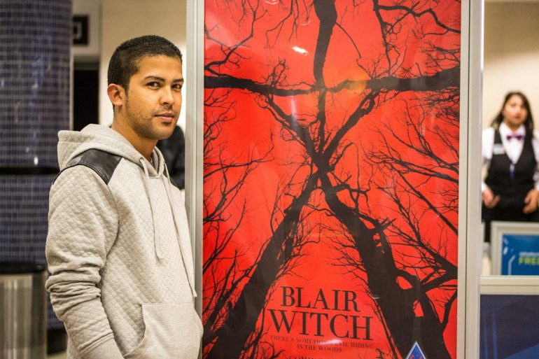 blair witch screening