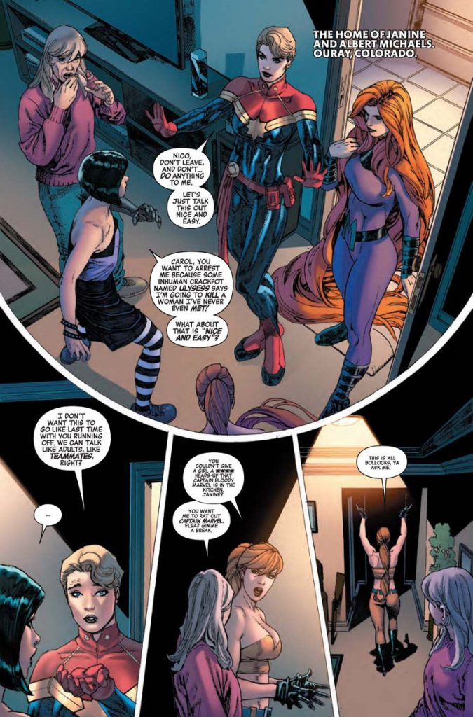 Civil War II: A-Force #9 - Comic Book Review