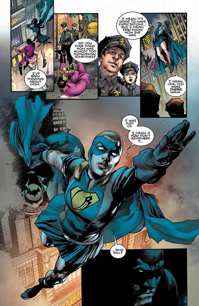 Batman #6 - Comic Book Review