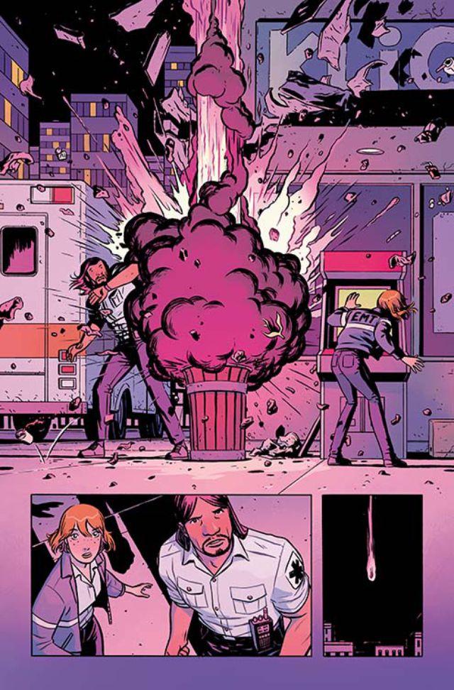 Doom Patrol #1 - Comic Book Review