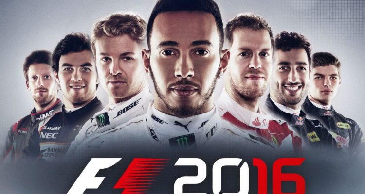 Formula 1 2016 - game review