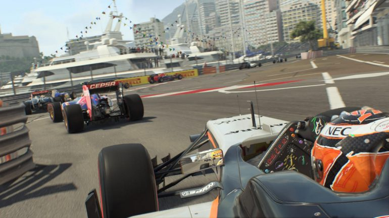 Formula 1 - xbox one 2016 game review