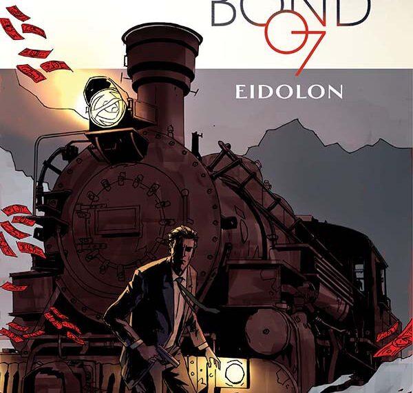 James Bond #9 - Comic Book Review