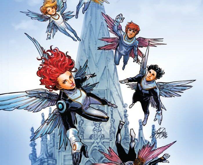 James Patterson's Max Ride – Final Flight #1 - Comic Book Review