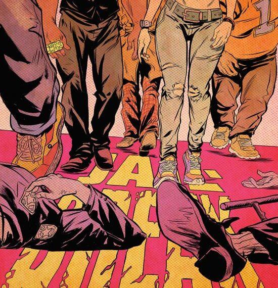 Power Man Iron Fist 8 Review Power Man & Iron Fist #8 - Comic Book Review Comic Books