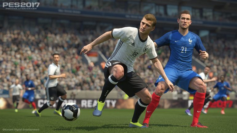 Pro Evolution 2017 (PES 2017) - Game Review