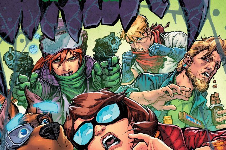 Scooby Apocalypse #5