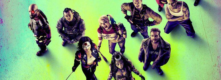 Suicide Squad Novelization