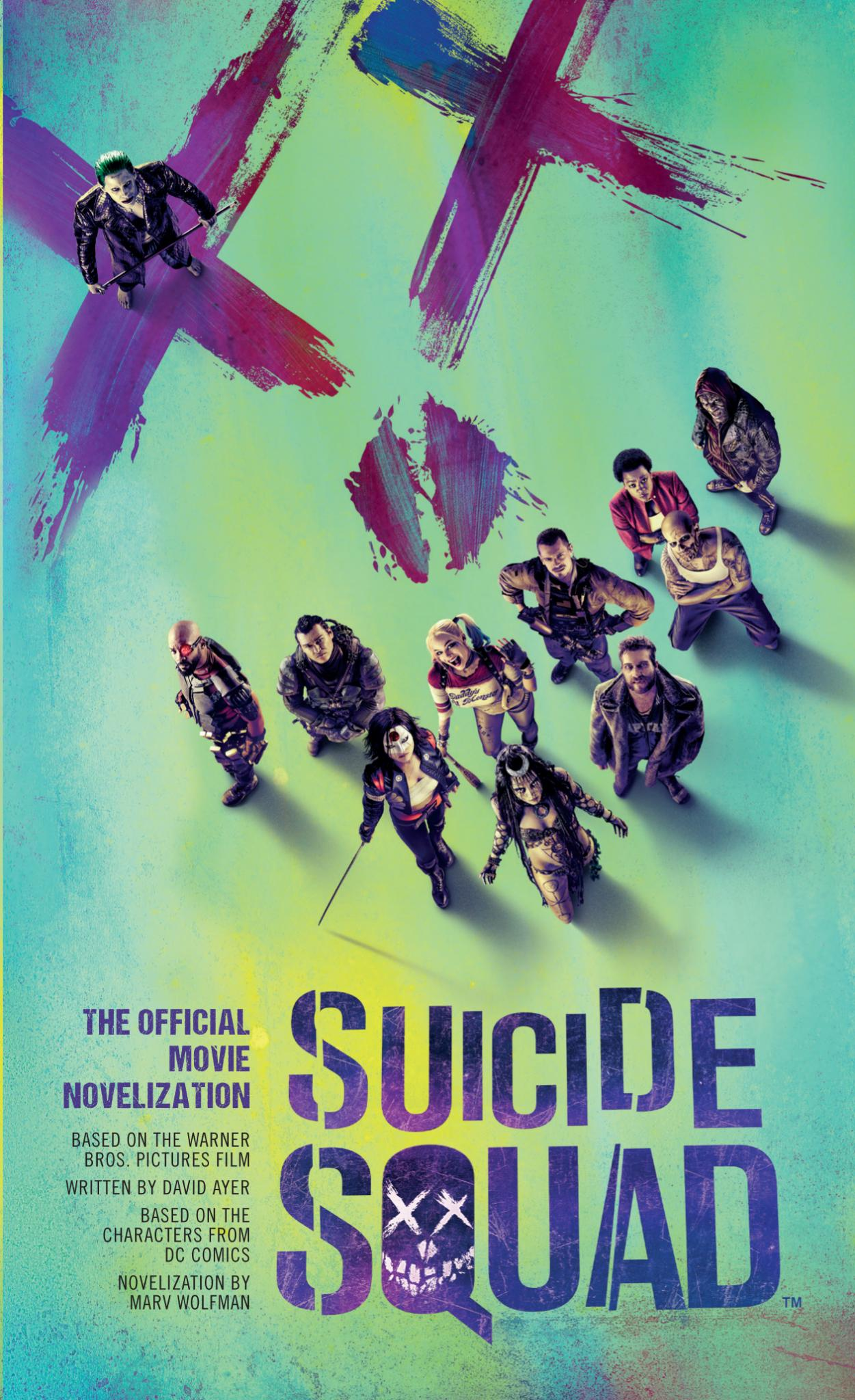 Suicide Squad: The Official Movie Novelization - Book Review