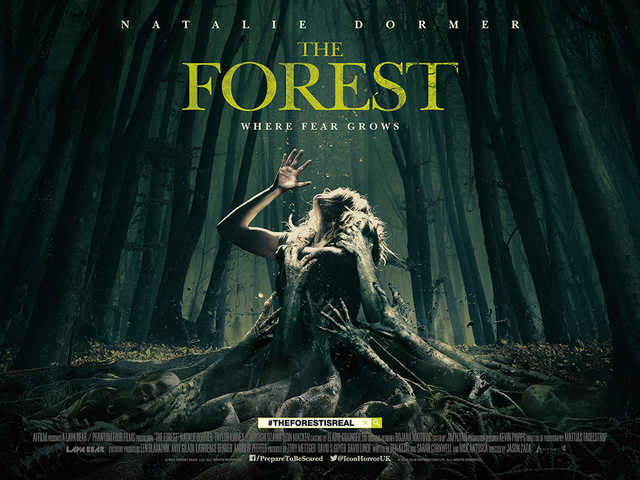 The Forest Horror Movie