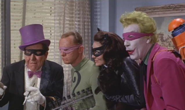 Batman '66 movie