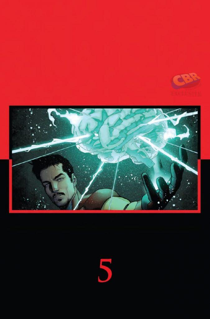 civil war II #5 - comic book review