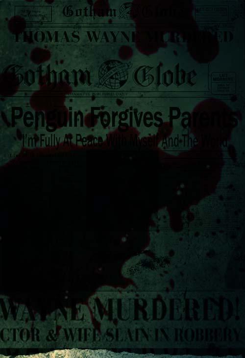 Batman A Comedy of Terrors - Fan Fiction