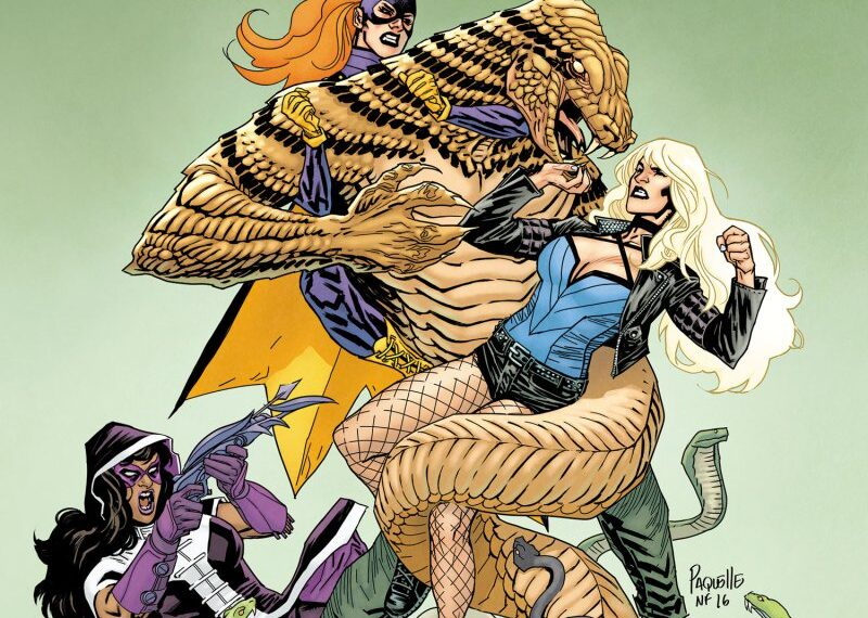 Batgirl and the Birds of Prey #3 review