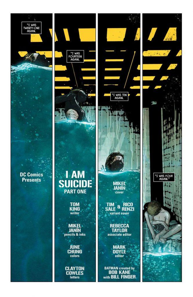 Batman #9 – Comic Book Review