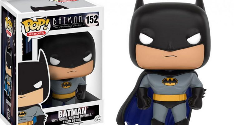 Batman: The Animated Series Pops