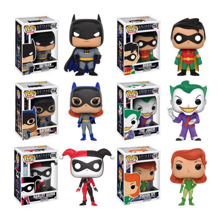 Batman: The Animated Series Funko Pop