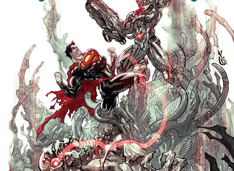 Cyborg #3 - Comic Book Review