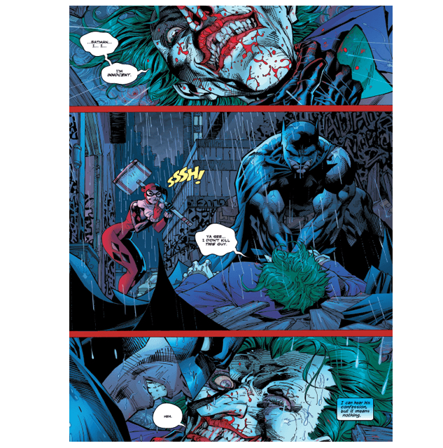 DC Comics Graphic Novel Collection – Batman Hush Part 2