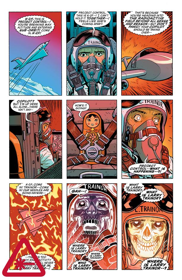 Doom Patrol #2 - Comic Book Review