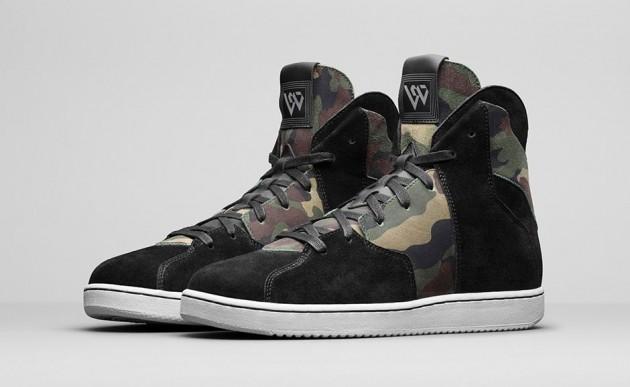 Jordan Westbrook 0.2 Black Camo