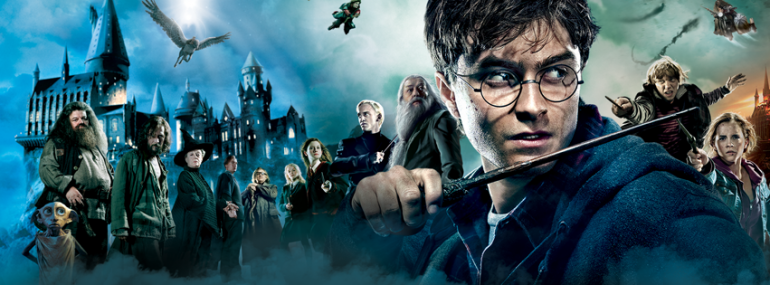 M-Net Movies Is Bringing A Harry Potter Pop-up Channel In November