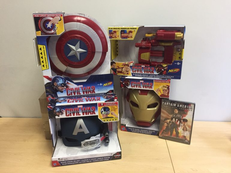 November is Marvel Month on e.tv