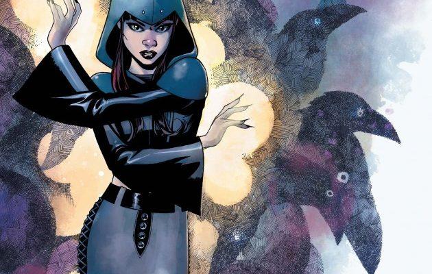 Raven #2 - Comic Book Review