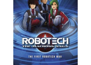 Robotech (Season 1) – The Macross Saga - Anime Review