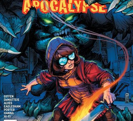 Scooby Apocalypse #6 - Comic Book Review