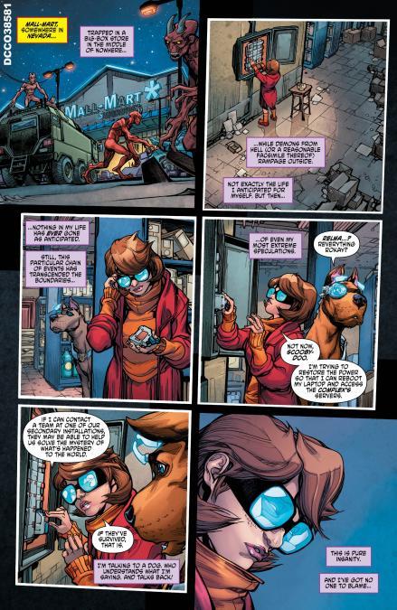 Scooby Apocalypse #6 - Comic Book Review