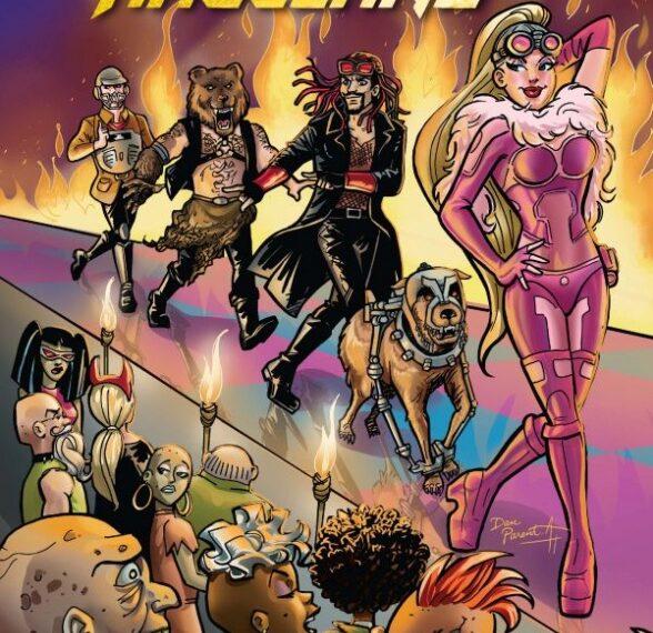 Wacky Raceland #5 - Comic Book Review