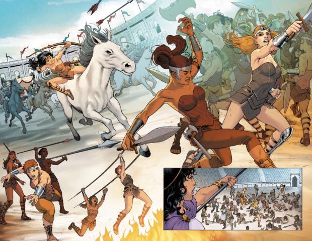 Wonder Woman: So Gay, So Bi, So What?