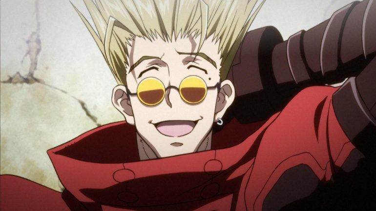 trigun The complete series review