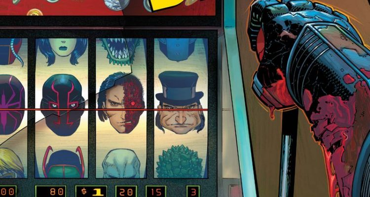 all-star batman #4 comic book-review