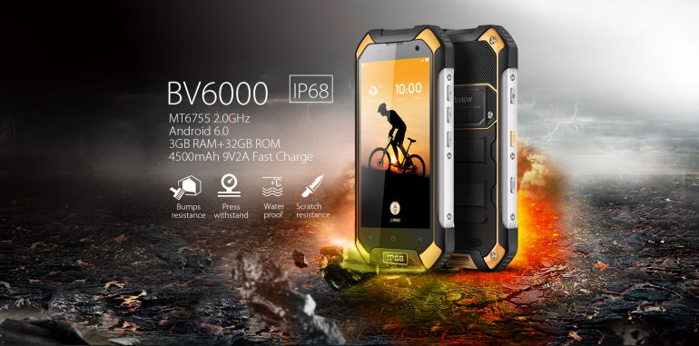 Blackview Bv6000 Review A Tough And Rugged Smartphone