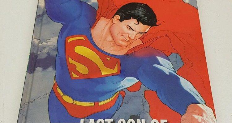 DC Comics Graphic Novel Collection – Last Son of Krypton