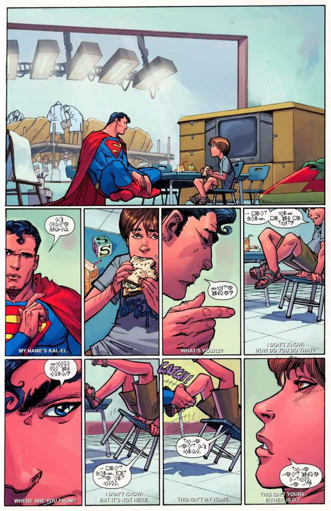 DC Comics Graphic Novel Collection – Last Son of Krypton Review