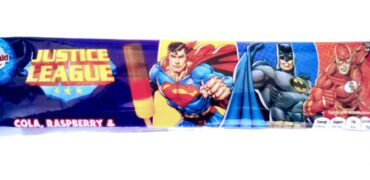 justice league ice lolly