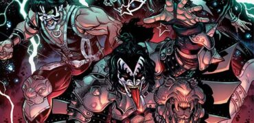KISS #2 - Comic Book Review