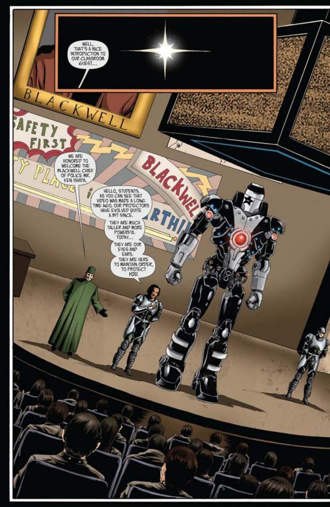 KISS #2 - Comic Book Review