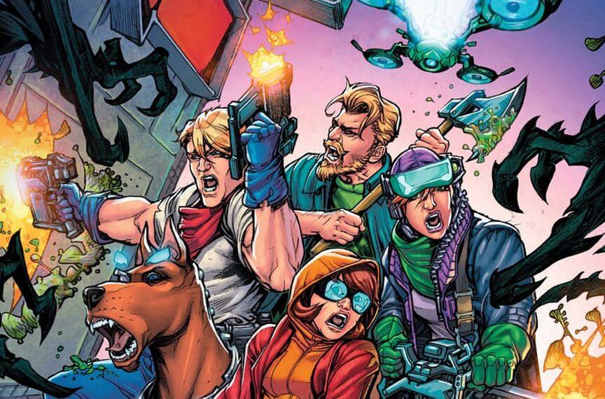 Scooby Apocalypse #7 - Comic Book Review