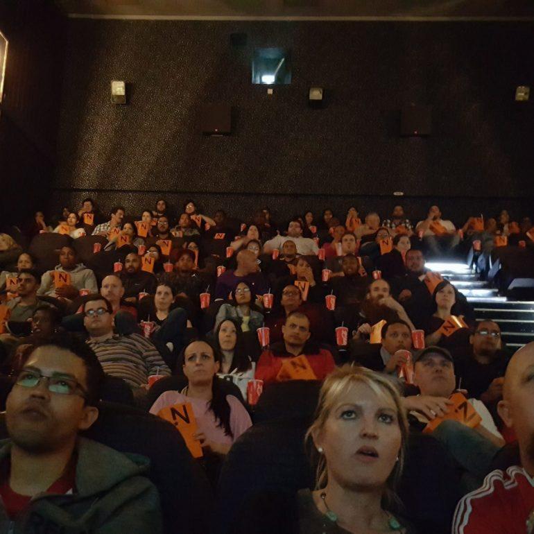 shut in screening
