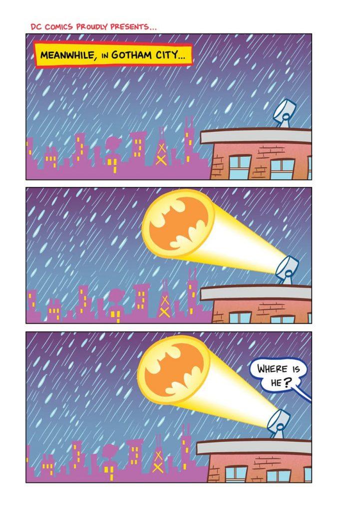 Super Powers! #1