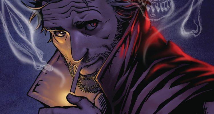 The Hellblazer: Rebirth #1 'The Poison Truth'