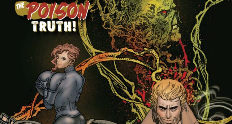 The Hellblazer #2 'The Poison Truth Part 2' - Comic Book Review