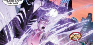 Titans #4 comic book Review