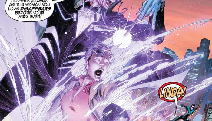 Titans #4 comic book Review